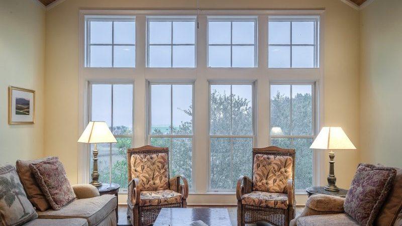 consejos para limpiar ventanas altas