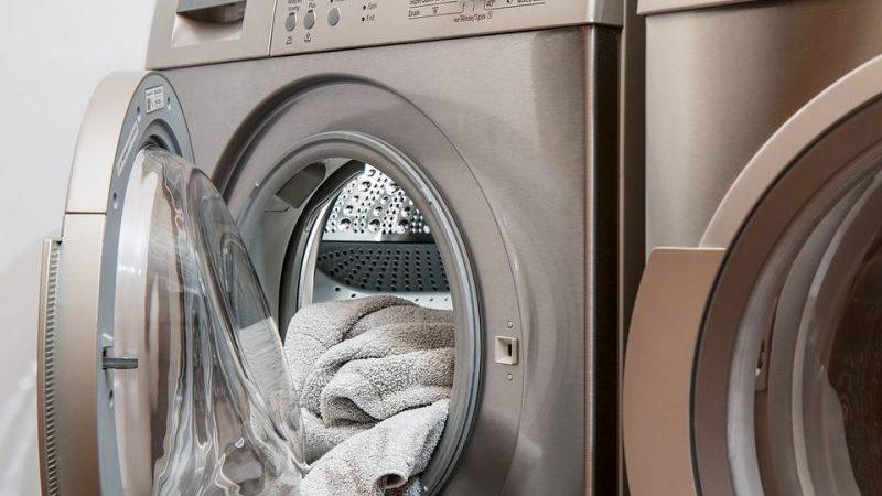 consejos para mantener la lavadora limpia