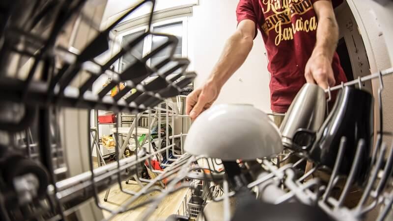 Diferencia entre lavavajillas integrable y panelable