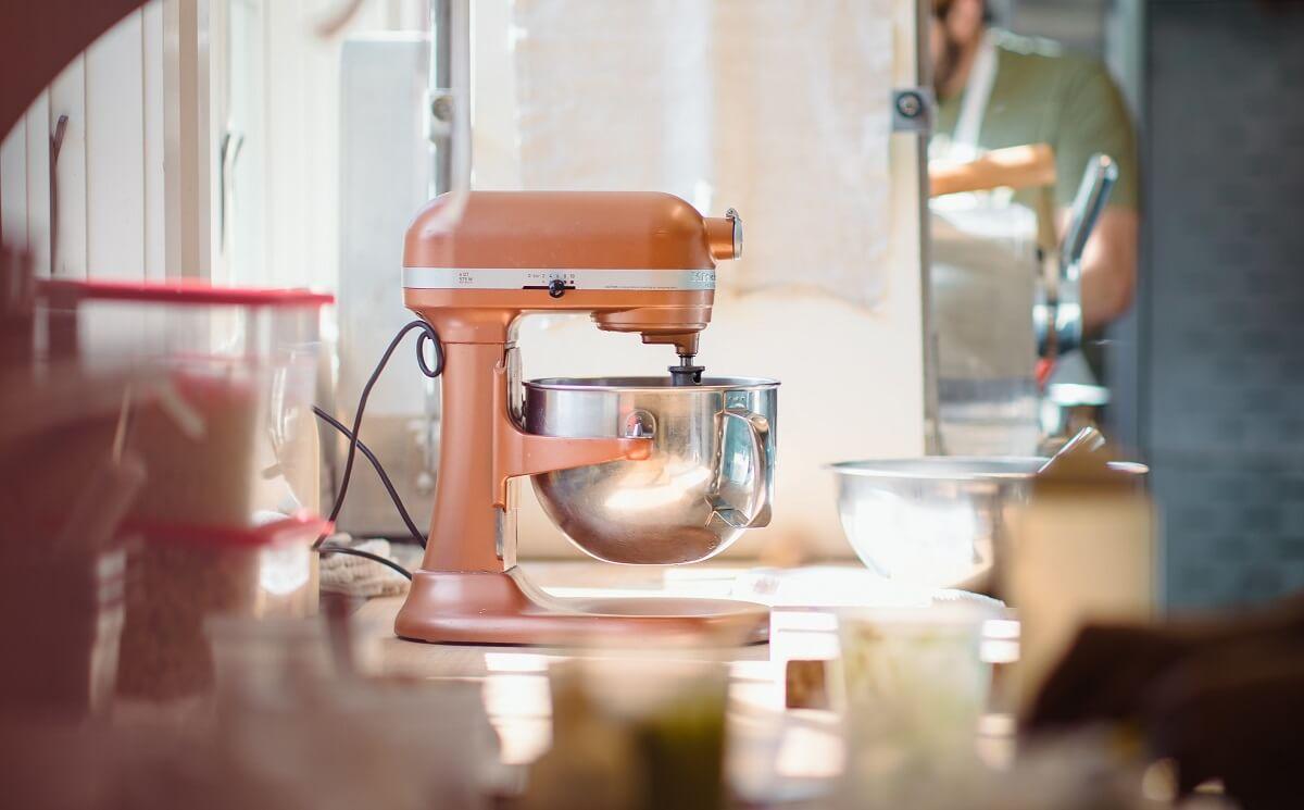 Ahorra tiempo en la cocina con el robot Kenwood kmix