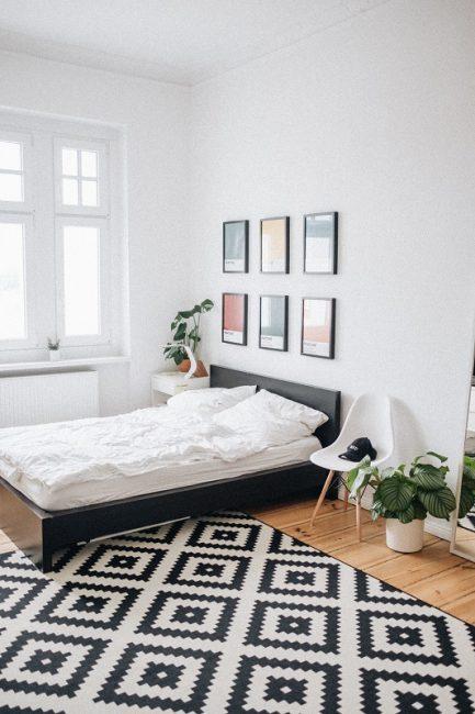 Cómo decorar un dormitorio pequeño