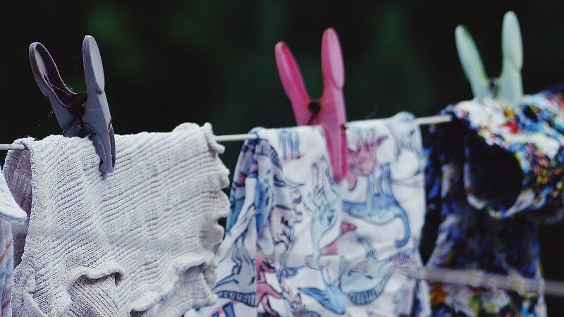 Consejos para secar la ropa dentro de casa