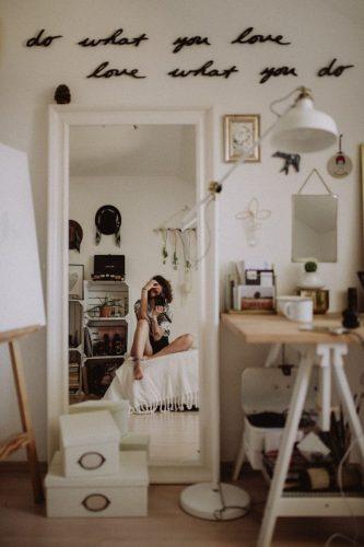 Decorar una casa pequeña con espejos