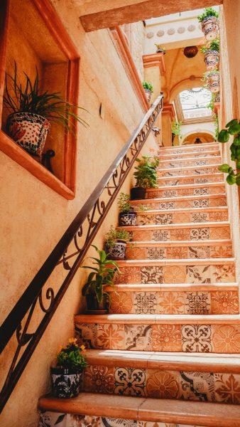 La cerámica en la decoración mexicana