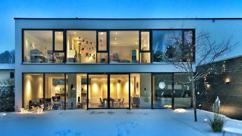 ventajas de las casas prefabricadas modernas