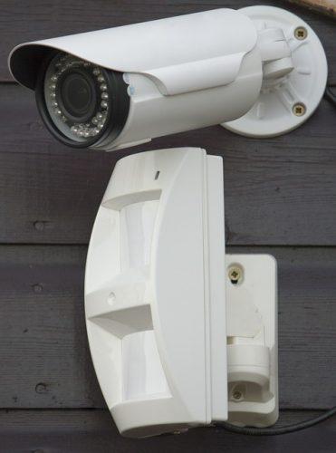 Cámara de vigilancia para el hogar