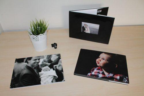 Álbumes de fotos personalizados