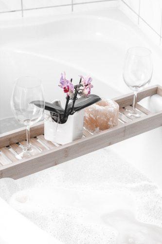 bandeja para bañera