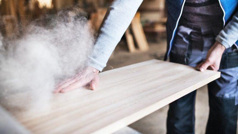 Proyectos de bricolaje con madera