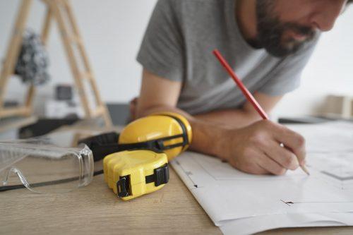 Reforma en el hogar con arquitecto técnico