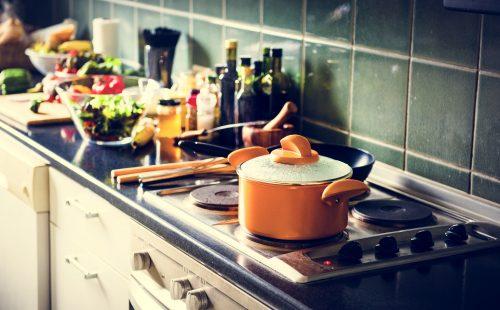 Ahorra energía en la cocina