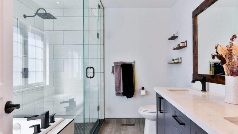 Ventajas de las duchas empotradas