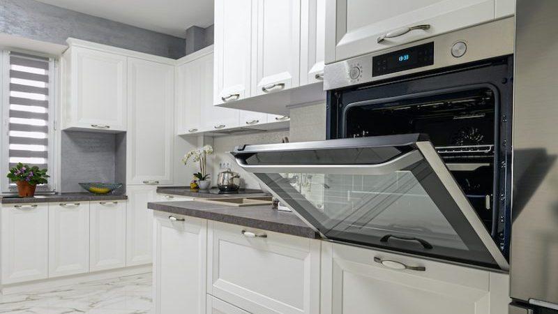 Cómo limpiar el horno por dentro