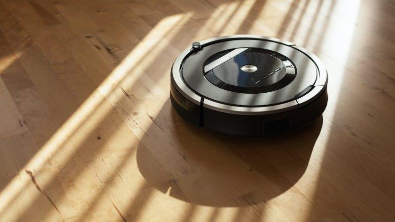 Mantén tu hogar limpio todos los días con un robot aspirador