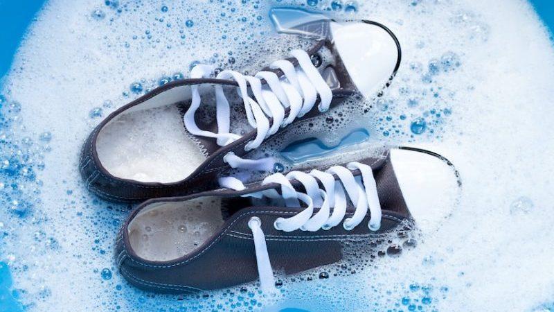 Cómo limpiar zapatillas