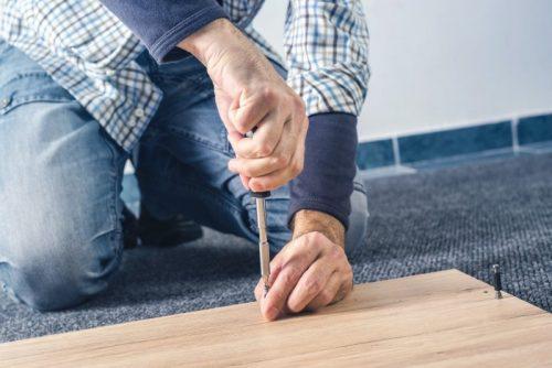 Desmontar tus muebles