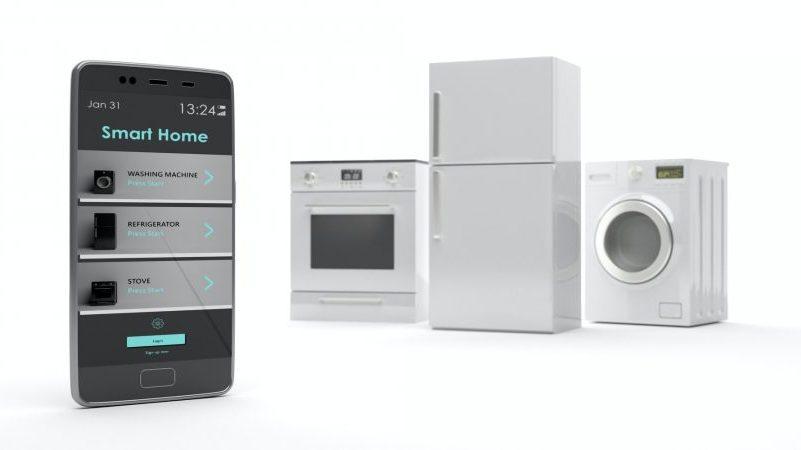Qué son los electrodomésticos inteligentes