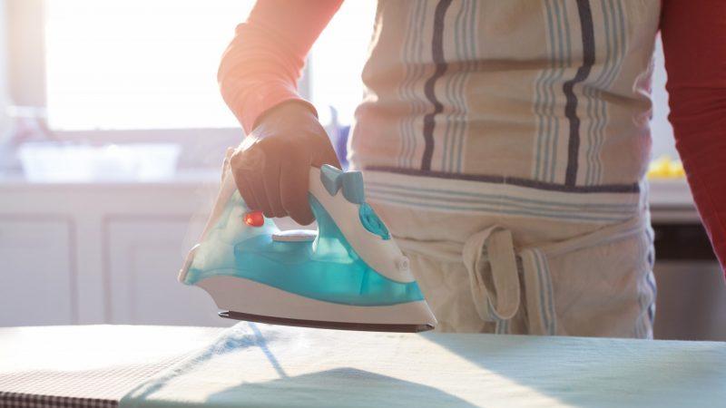 Cómo planchar la ropa correctamente