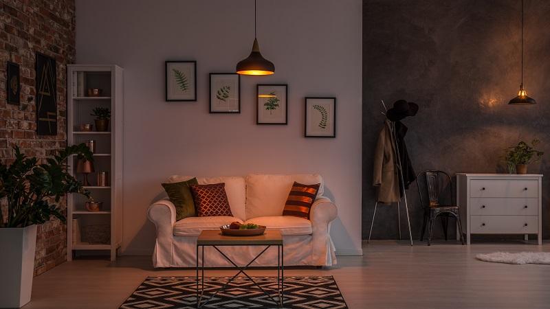Cómo usar las lámparas en la decoración del hogar