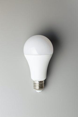 Tipos de luz en las bombillas
