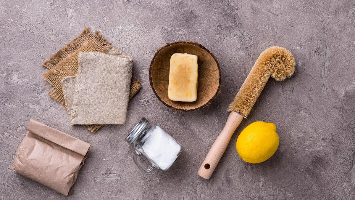 Productos de limpieza ecologicos para el hogar