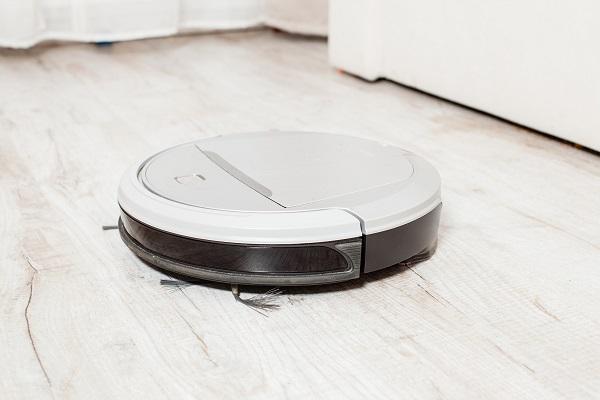 Robot aspirador para el hogar